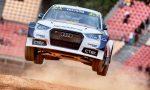 Rallycross en Punta