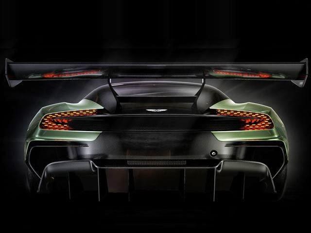Aston Martin gallito