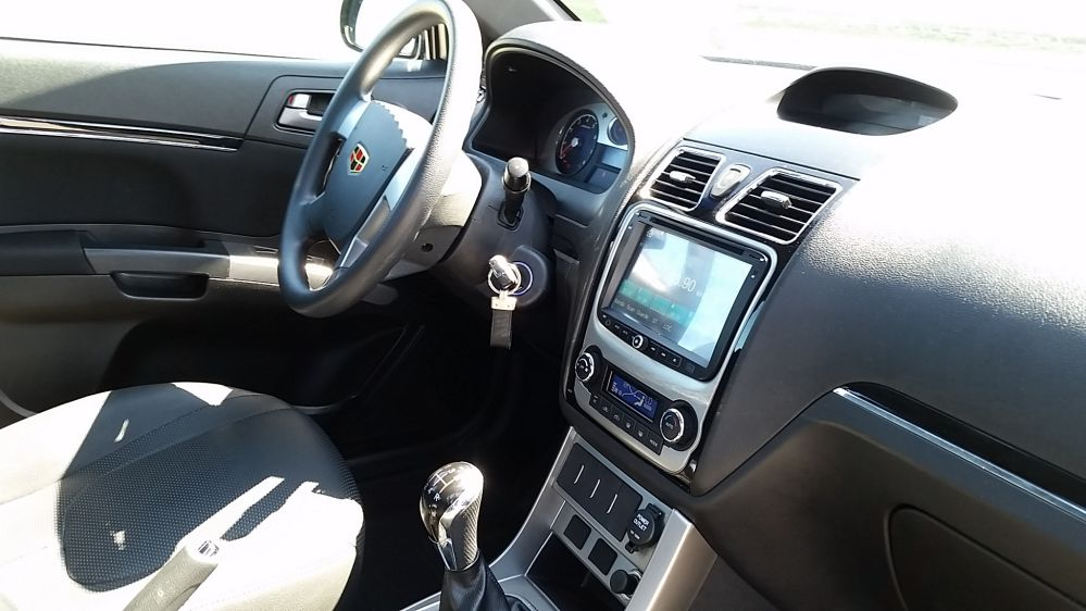 Geely Emgrand 718 test drive (18)