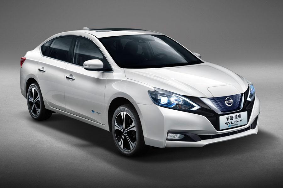 Nissan Sylphy Zero Emission – Motorsports
