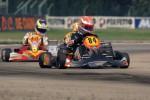 El karting brilló en el Polideportivo de Mercedes