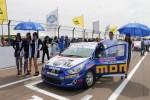Al final, Larratea fue segundo en Rivera y lidera el campeonato de Superturismo
