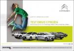 Este fin de semana se realiza el Weekend Test Drive de Citroën