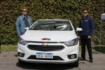 Chevrolet presentó las nuevas versiones del Onix y del Prisma