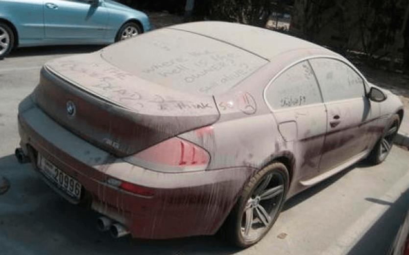 autos abandonados gallito