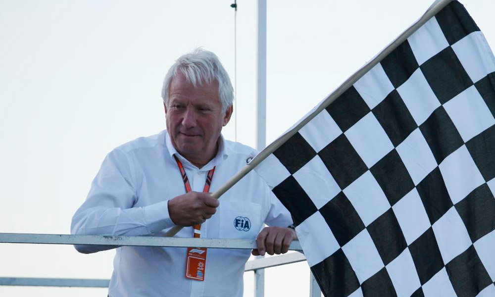 Fórmula 1: Falleció Charlie Whiting, director de FIA