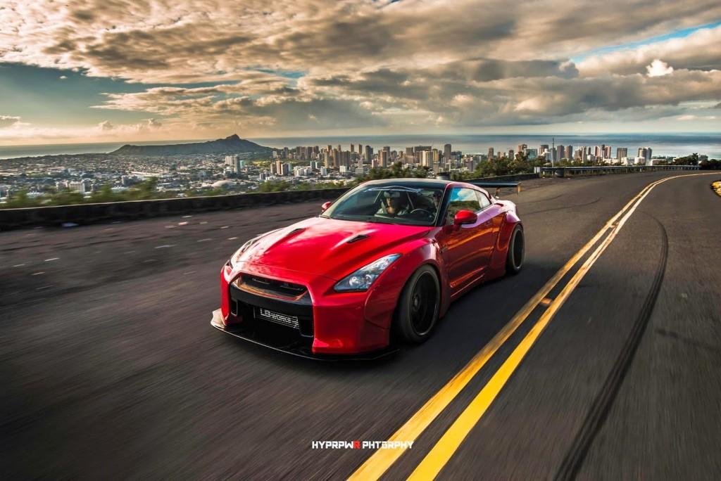 Nissan en gallito luis