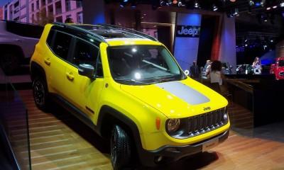 Lanzamiento Jeep Renegade