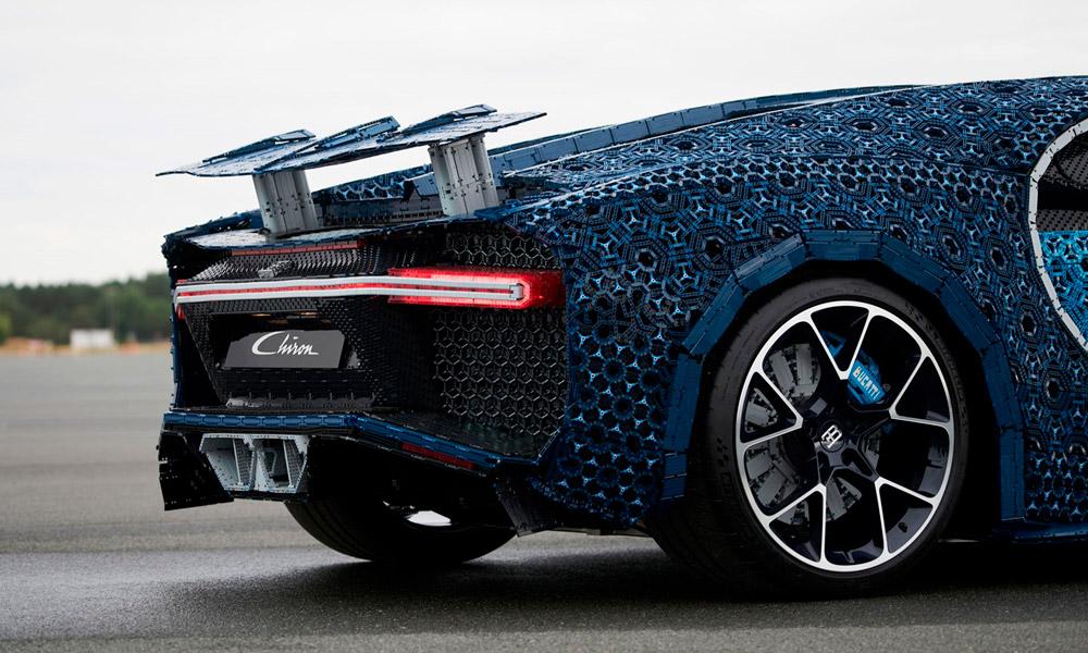 bugatti chiron by lego  u2013 motorsports