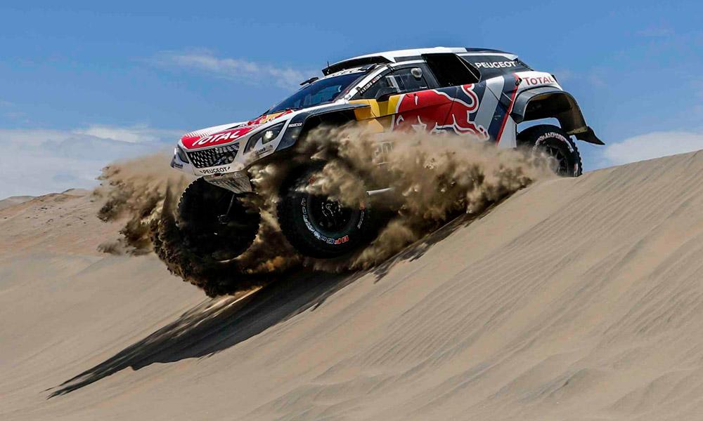 Los Mauricios, a celebrar en rally Dakar