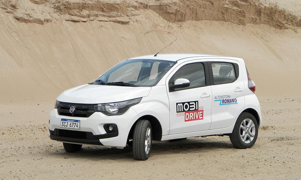 Mobi Es El City Car De Fiat Motorsports