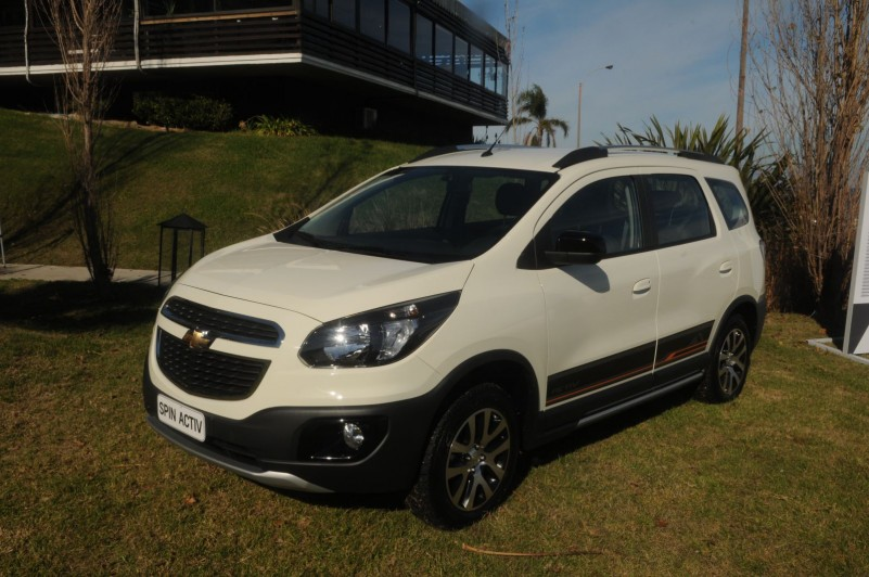 Nueva Chevrolet Spin Activ Motorsports
