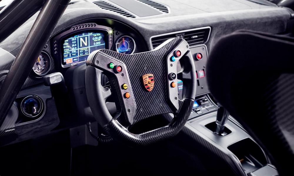Así es la reinterpretación moderna del Porsche 935, vuelve Moby Dick