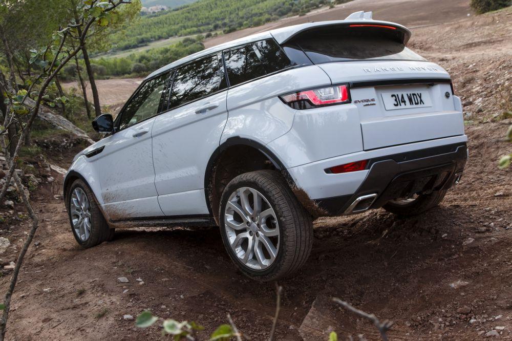 Range Rover Evoque Modelo 2016