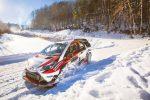 Jari-Matti Latvala gana el rally de Suecia con su Toyota Yaris WRC